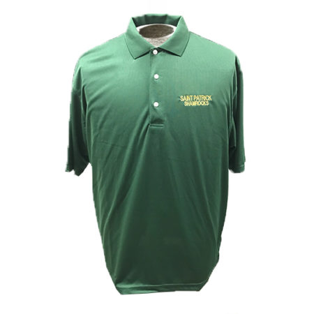 Men's Green Polo