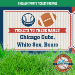 Chicago Sports Tickets Package