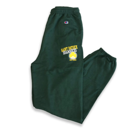Champion Green Sweatpants