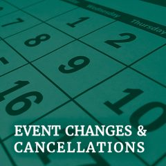 Event Changes
