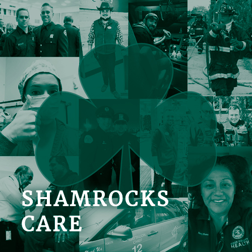 Shamrocks Care